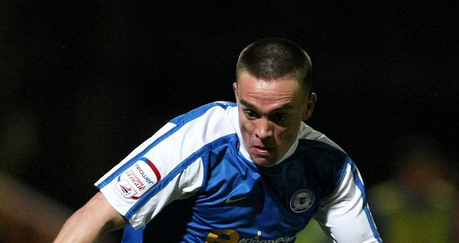 Paul Taylor: Peterborough striker is set to hold talks with Ipswich Town, along with George Boyd