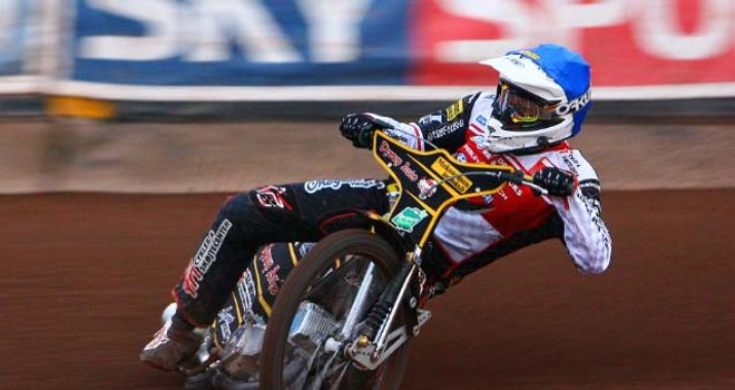 Peter Kildemand: key rider for Swindon