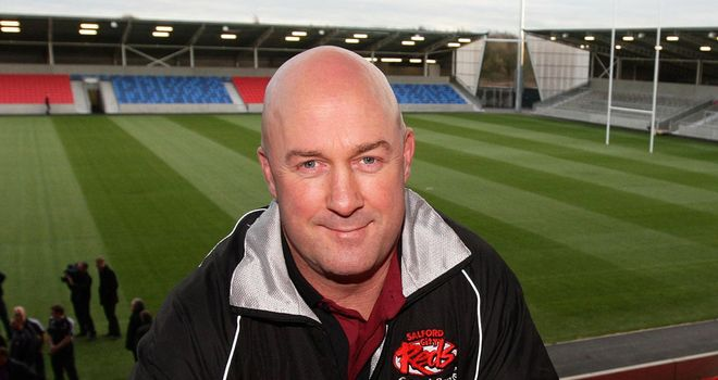 Phil Veivers: Selection issues for Salford City Reds boss