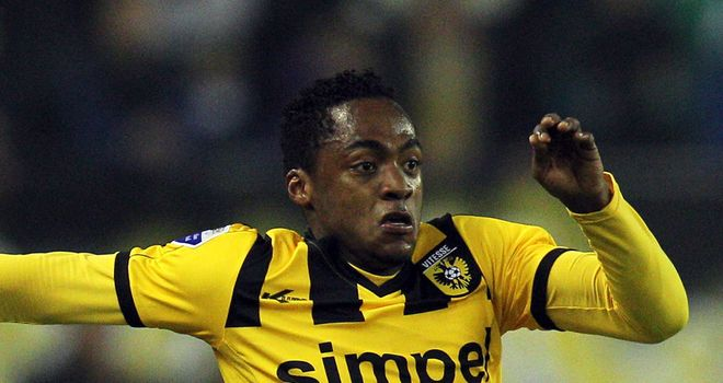 Renato Ibarra: On target as Vitesse eased to Europa League place