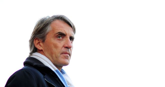 Roberto Mancini: Manchester City boss remains proud of the efforts of his players this season