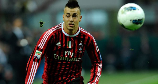 Stephan El Shaarawy: Scored AC Milan's second against Zenit St Petersburg