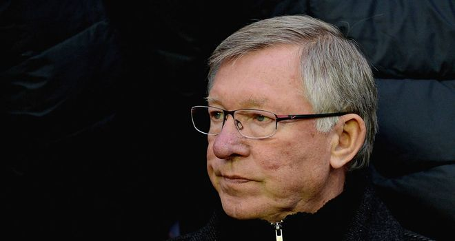Sir Alex Ferguson: Expects Manchester United's winning mentality to shine through against Aston Villa