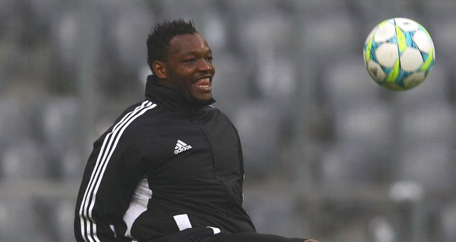 Steve Mandanda: Called on his team-mates to end their run of defeats