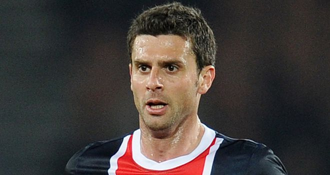 Thiago Motta: Shown the red card