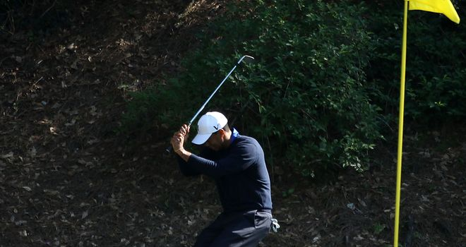 Tiger Woods will need to make his move sooner rather than later