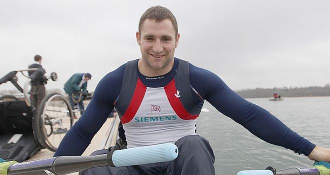 Tom Aggar: Big rowing chance