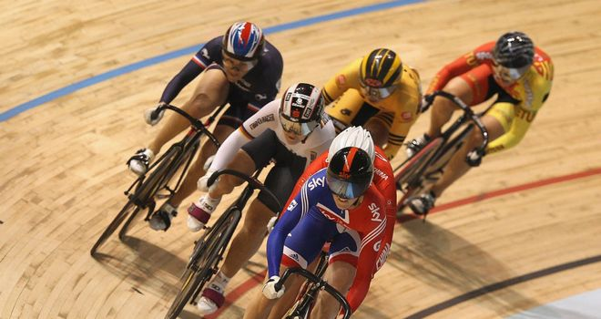 Victoria Pendleton: Fell back in the keirin after tough World Championships campaign