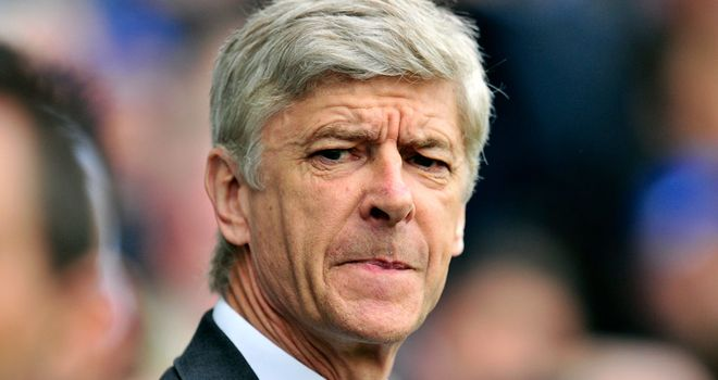 Arsene Wenger: Arsenal manager will not be predicting how many points are needed for third