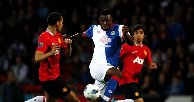Yakubu: Blackburn Rovers striker is wanted by Chinese club Guangzhou Fuli
