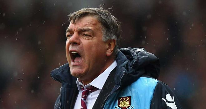 Sam Allardyce: Will take a strong squad with him for play-off date at Cardiff