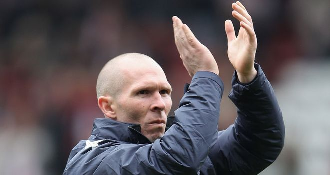 Michael Appleton: Feels settled at Portsmouth at the moment