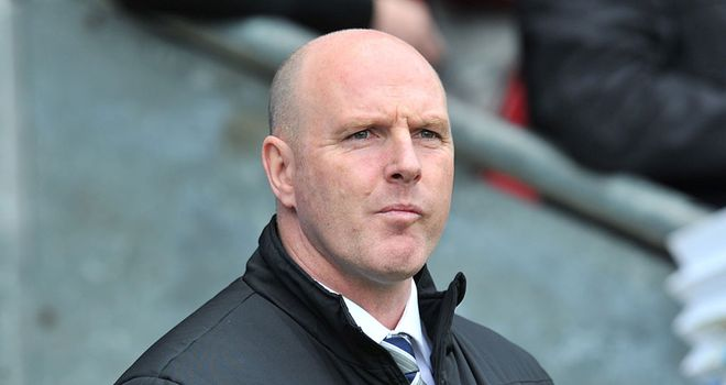 Steve Kean: Targeting two more wins as Rovers bid to stay up