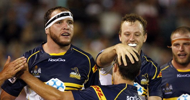 Brumbies: Ready for Reds rumble