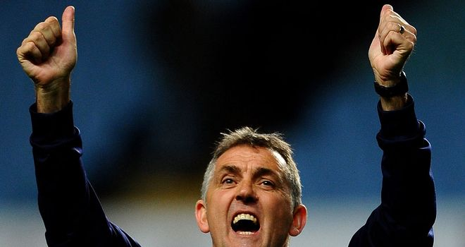 Owen Coyle: Bolton boss brimming with pride at his side's determination to stay up