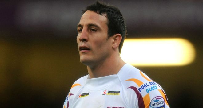 Lee Gilmour: Happy again following his move to the Castleford Tigers