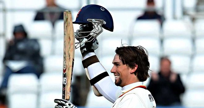 Billy Godleman: Joining Derbyshire from Essex