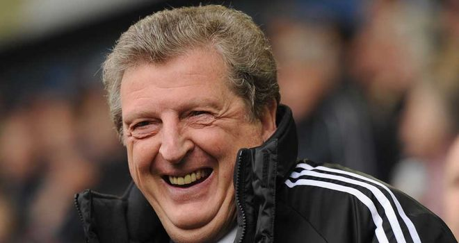 Roy Hodgson: Has achieved his goals for the season so will not be rushing players back
