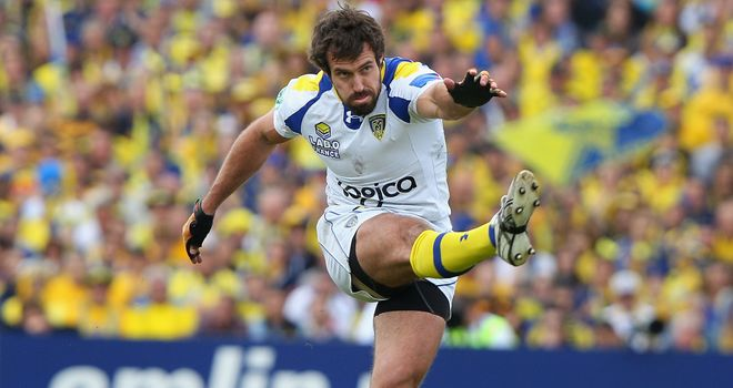 Brock James: Clermont's match winner in Bordeaux