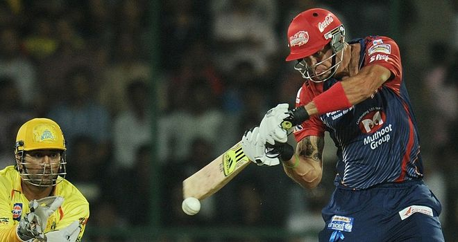 Kevin Pietersen: Guided Delhi home with unbeaten 43