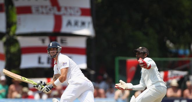 Kevin Pietersen: First-innings century proved crucial in second Test