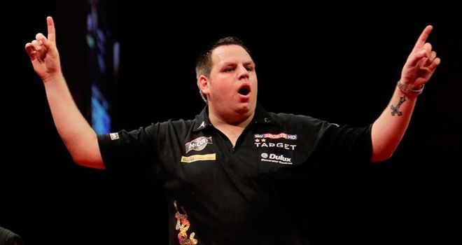 Adrian Lewis: bidding for a hat-trick of world titles