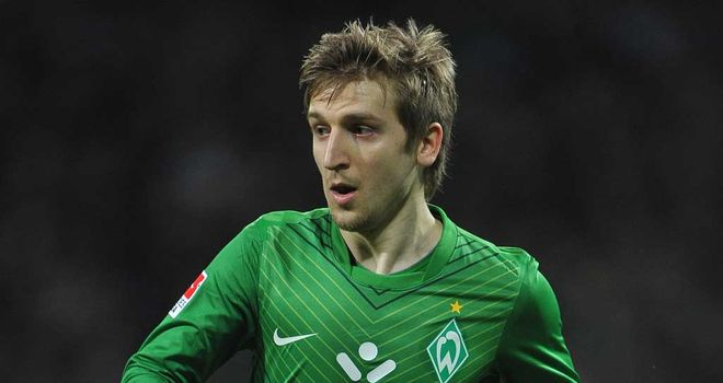 Marko Marin: excited about the challenge of competing for a place at Chelsea