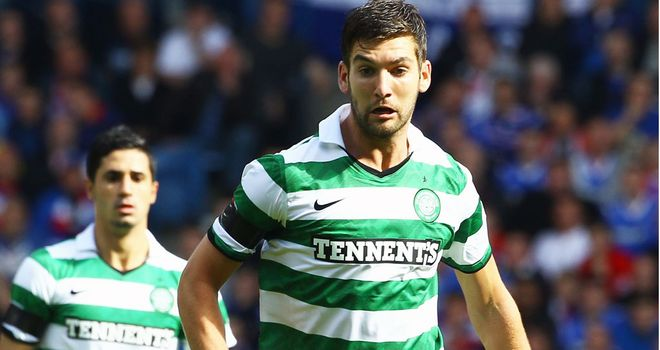 Charlie Mulgrew: Hoping Celtic can defend their SPL title and do better in Europe next season
