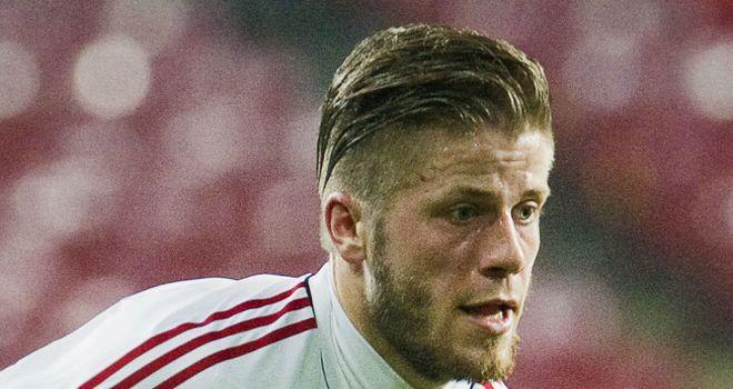 Lasse Schone: Has joined Ajax on a free transfer from NEC Nijmegen