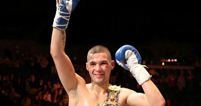 Tony Bellew: Will be tested by former title challenger Edison Miranda (pic lawrence lustig)
