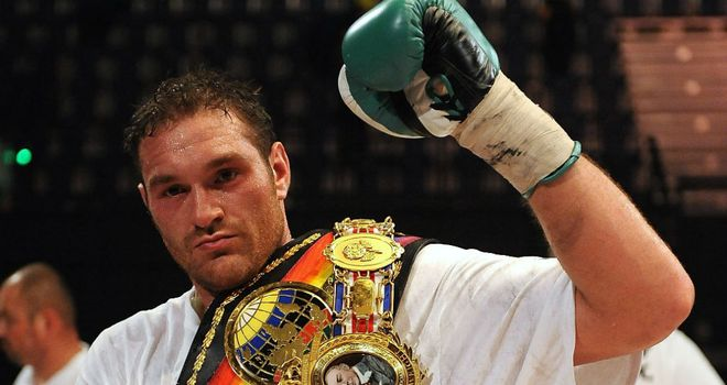 Tyson Fury: Easy win over Vinny Maddalone