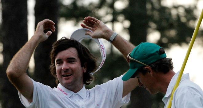 Bubba Watson: Left-hander becomes 14th different winner in the last 14 majors