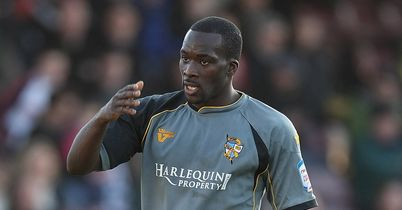 Anthony Griffith: Back at Vale Park