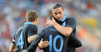 Young: Celebrates with Carroll