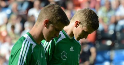 Lars and Sven Bender: Both linked with Manchester United