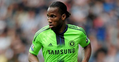 Drogba: Available on free transfer