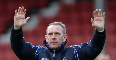 Kenny Shiels: Praised Kilmarnock's creativity after the 3-0 win over Ross County