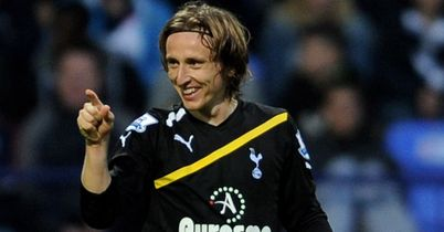 Luka Modric: Close to completing a big-money move to Real Madrid