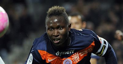 Yanga-Mbiwa: Signed a new deal at Montpellier to end speculation