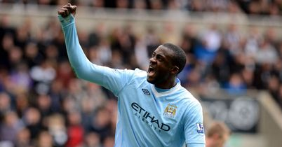 Yaya: Huge performance at Newcastle