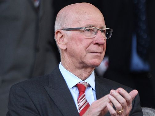 Sir Bobby Charlton: England are 'way off' winning the World Cup
