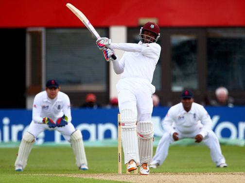 Darren Bravo: Just about held the innings together