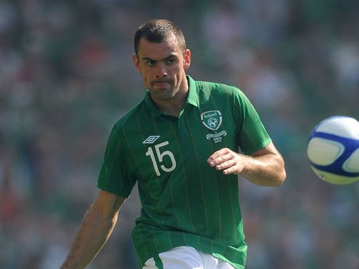 Darron Gibson: Pulled out of RoI squad