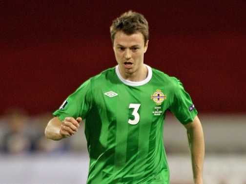 Jonny Evans: Named in Northern Ireland's squad