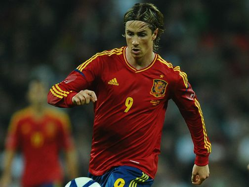 Fernando Torres: Has a fan in Romeu