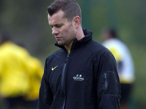 Shay Given: To return to training next week