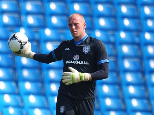 John Ruddy: Hopes to be in England squad