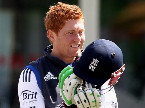 Jonny Bairstow: Available for Yorkshire this week