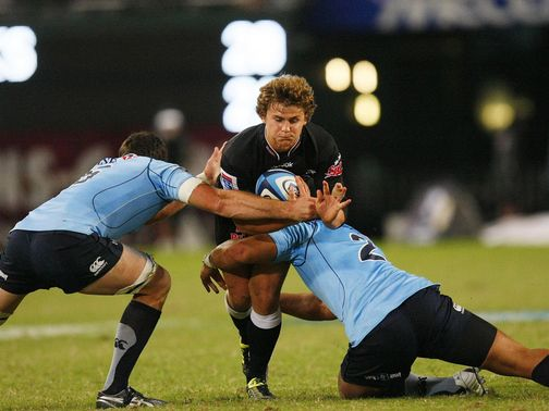 Pat Lambie: Kicked 19 points
