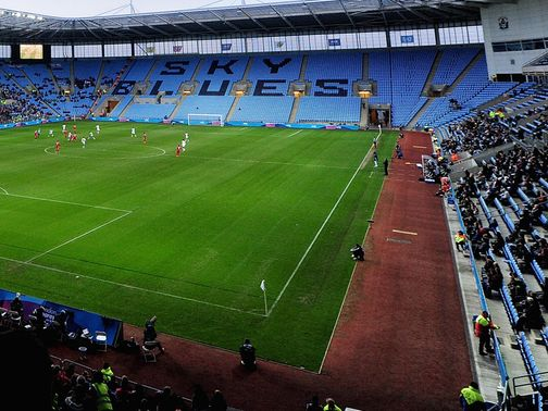 Ricoh Arena: Home of Coventry City